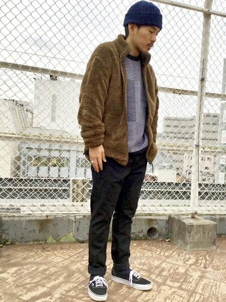 SHIPSのSHIPSJETBLUE:裏起毛スキニーウォーム5ポケットパンツを使ったコーディネートを紹介します。|Rakuten Fashion(楽天ファッション/旧楽天ブランドアベニュー)41824