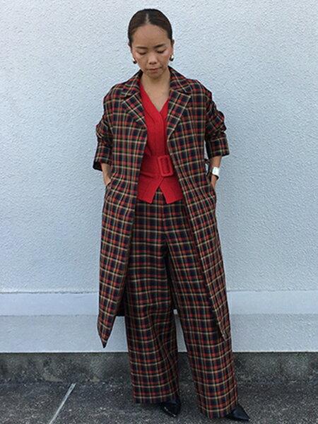 EUCLAIDのコーディネートを紹介します。|Rakuten Fashion(楽天ファッション/旧楽天ブランドアベニュー)41942