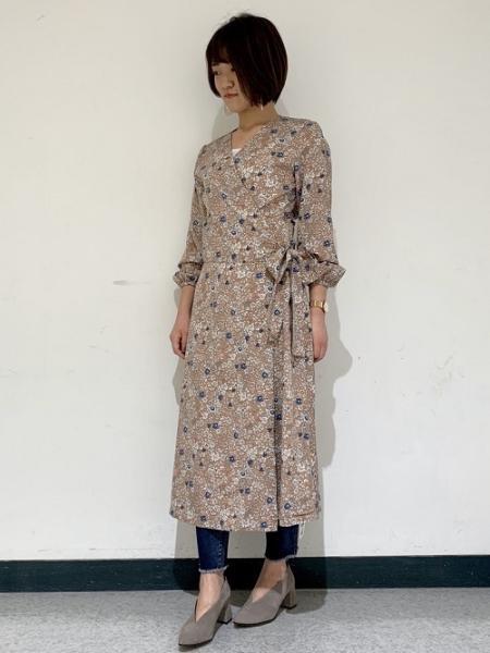 CLEAR IMPRESSIONのコーディネートを紹介します。|Rakuten Fashion(楽天ファッション/旧楽天ブランドアベニュー)1000106
