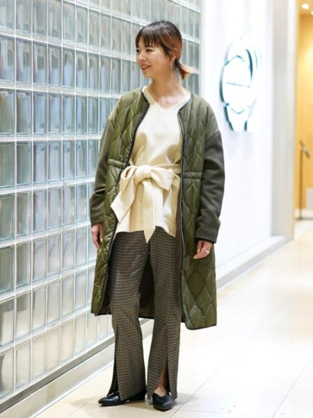 BEAMS WOMENのコーディネートを紹介します。|Rakuten Fashion(楽天ファッション/旧楽天ブランドアベニュー)1000682