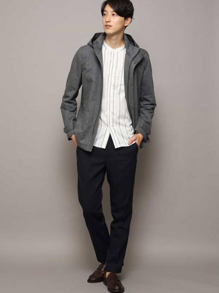 a.v.vの3WAYフードブルゾン[WEB限定サイズ]を使ったコーディネートを紹介します。|Rakuten Fashion(楽天ファッション/旧楽天ブランドアベニュー)1000688