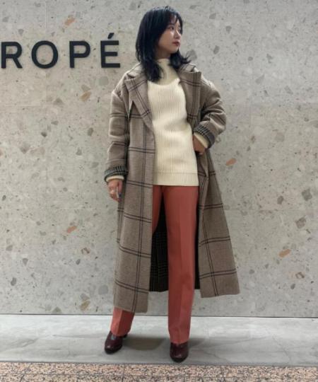 ADAM ET ROPE'のコーディネートを紹介します。|Rakuten Fashion(楽天ファッション/旧楽天ブランドアベニュー)1000689