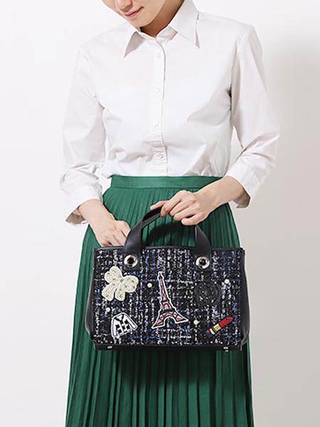KUIPOのシャルム トートバッグ_0188190を使ったコーディネートを紹介します。|Rakuten Fashion(楽天ファッション/旧楽天ブランドアベニュー)1000700