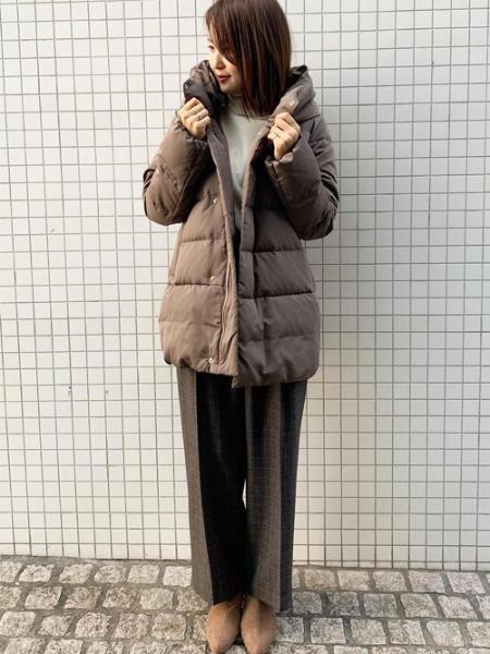 ROPE' PICNICの抗ピルタートルネックプルオーバーを使ったコーディネートを紹介します。|Rakuten Fashion(楽天ファッション/旧楽天ブランドアベニュー)1000824