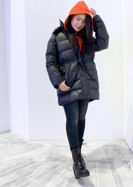 Levi'sのレースアップフーディーAURORAREDを使ったコーディネートを紹介します。|Rakuten Fashion(楽天ファッション/旧楽天ブランドアベニュー)1001135