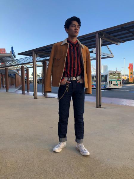 Levi'sのコーディネートを紹介します。 Rakuten Fashion(楽天ファッション/旧楽天ブランドアベニュー)1001186
