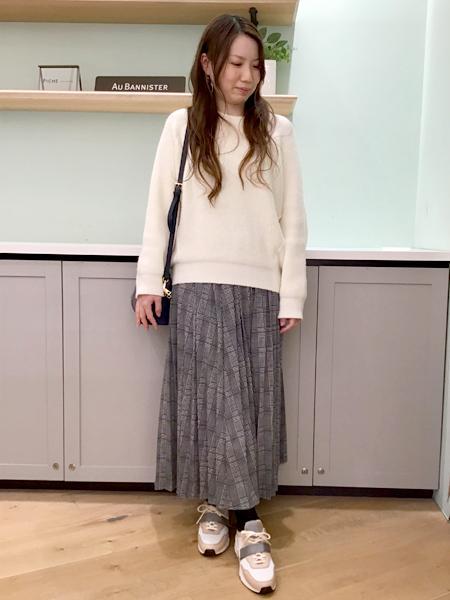 AU BANNISTERの【WEB限定】ハイテクワンベルトスニーカーを使ったコーディネートを紹介します。|Rakuten Fashion(楽天ファッション/旧楽天ブランドアベニュー)1001653