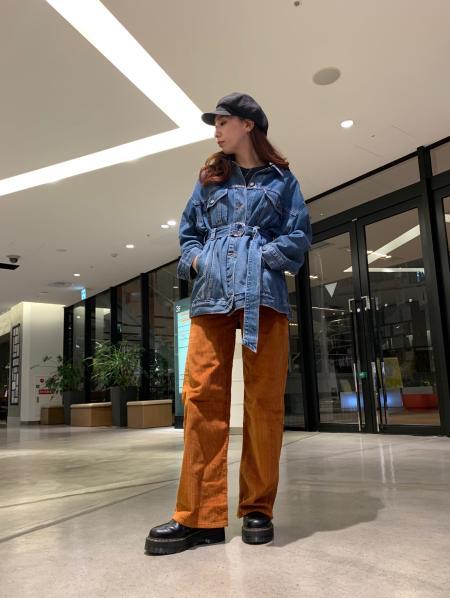 Levi'sのコーディネートを紹介します。|Rakuten Fashion(楽天ファッション/旧楽天ブランドアベニュー)1001706