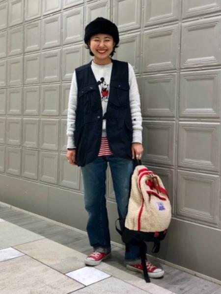 BEAMS WOMENのコーディネートを紹介します。|Rakuten Fashion(楽天ファッション/旧楽天ブランドアベニュー)1001733
