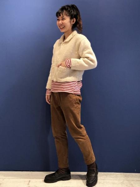 BEAMS WOMENのコーディネートを紹介します。|Rakuten Fashion(楽天ファッション/旧楽天ブランドアベニュー)1001750
