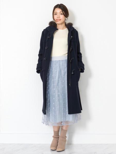 JILLSTUARTの◆マノアリブニットを使ったコーディネートを紹介します。|Rakuten Fashion(楽天ファッション/旧楽天ブランドアベニュー)1001764