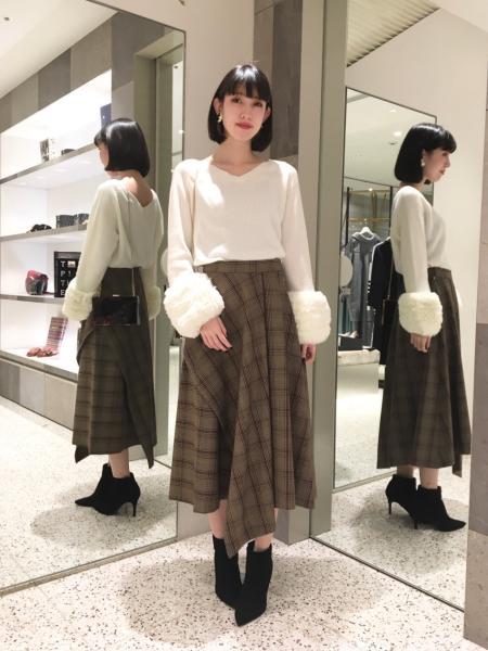 GRACE CONTINENTALのコーディネートを紹介します。 Rakuten Fashion(楽天ファッション/旧楽天ブランドアベニュー)1002220