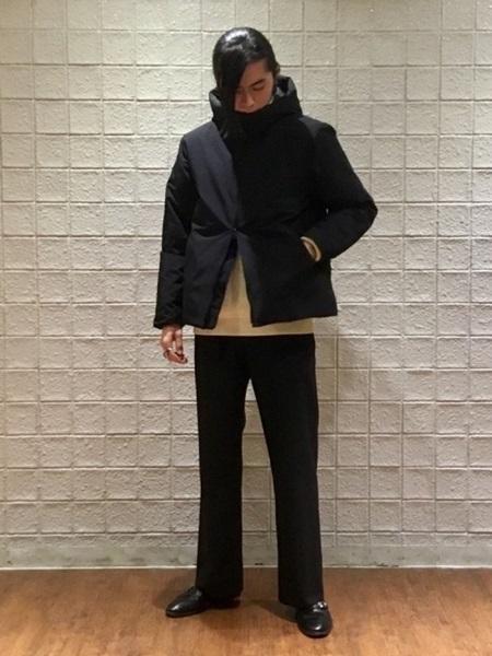 SHIPSのSHIPSJETBLUE:19FWKAWADADOWNフーディージャケットを使ったコーディネートを紹介します。 Rakuten Fashion(楽天ファッション/旧楽天ブランドアベニュー)1002442