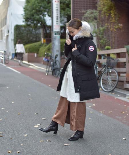 BEAMS WOMENのFABIO RUSCONI × Ray BEAMS / 別注 レザー ショートブーツを使ったコーディネートを紹介します。|Rakuten Fashion(楽天ファッション/旧楽天ブランドアベニュー)1002457