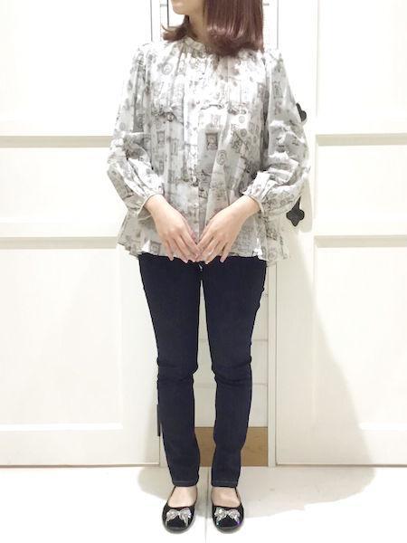 franche lippeeのコーディネートを紹介します。|Rakuten Fashion(楽天ファッション/旧楽天ブランドアベニュー)1002761
