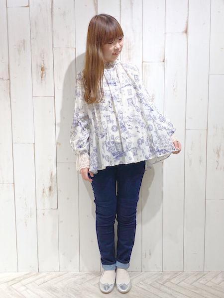 franche lippeeのコーディネートを紹介します。|Rakuten Fashion(楽天ファッション/旧楽天ブランドアベニュー)1002784