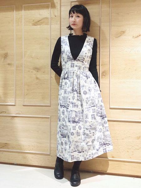franche lippeeのコーディネートを紹介します。|Rakuten Fashion(楽天ファッション/旧楽天ブランドアベニュー)1002800
