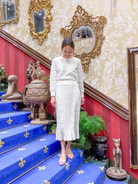 GRACE CONTINENTALのコーディネートを紹介します。|Rakuten Fashion(楽天ファッション/旧楽天ブランドアベニュー)1003222