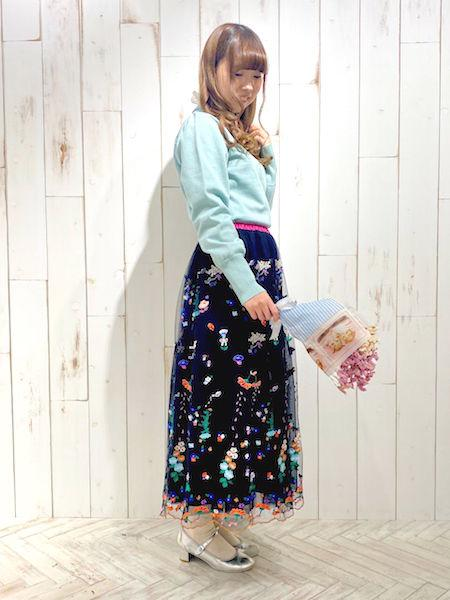 franche lippeeのfranche lippee/王子さまニットP/Oを使ったコーディネートを紹介します。|Rakuten Fashion(楽天ファッション/旧楽天ブランドアベニュー)1003450