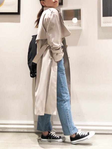 SHARE PARKのフロントスリットデザインデニムを使ったコーディネートを紹介します。|Rakuten Fashion(楽天ファッション/旧楽天ブランドアベニュー)1003875