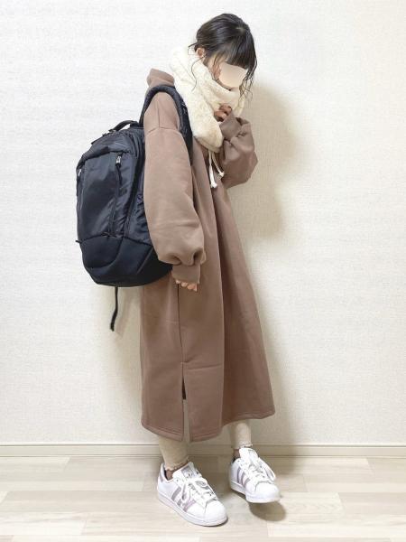 DEVICEのRename/(U)Rename ナイロン ダブルジップバックパックを使ったコーディネートを紹介します。|Rakuten Fashion(楽天ファッション/旧楽天ブランドアベニュー)1003923