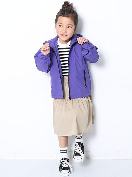 devirockのティアードひざ丈スカート 女の子 ボトムス スカート デビロックストア 子供服 キッズを使ったコーディネートを紹介します。|Rakuten Fashion(楽天ファッション/旧楽天ブランドアベニュー)1004126