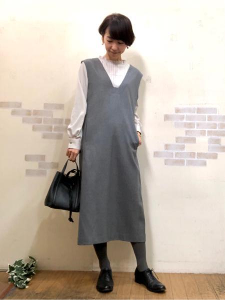 HUMAN WOMANの◆スバンナナローンブラウスを使ったコーディネートを紹介します。|Rakuten Fashion(楽天ファッション/旧楽天ブランドアベニュー)1004300
