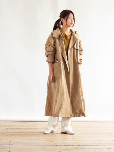 RNA-Nのスラブリリーコットンプルオーバーを使ったコーディネートを紹介します。|Rakuten Fashion(楽天ファッション/旧楽天ブランドアベニュー)1004303