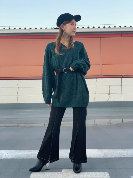 CECIL McBEEのコーディネートを紹介します。|Rakuten Fashion(楽天ファッション/旧楽天ブランドアベニュー)1004413