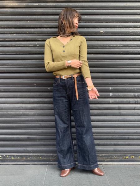FREE'S MARTのコーディネートを紹介します。|Rakuten Fashion(楽天ファッション/旧楽天ブランドアベニュー)1004416