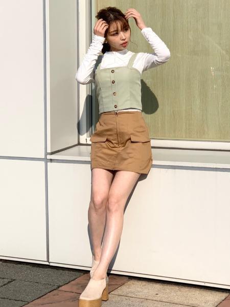 CECIL McBEEのコーディネートを紹介します。|Rakuten Fashion(楽天ファッション/旧楽天ブランドアベニュー)1004679