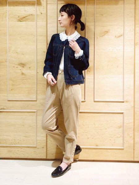 franche lippeeのコーディネートを紹介します。|Rakuten Fashion(楽天ファッション/旧楽天ブランドアベニュー)1004698