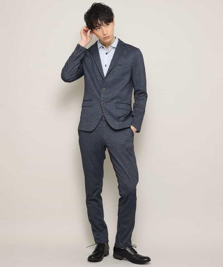 MK MICHEL KLEIN hommeのシャツ/エアカノコドライを使ったコーディネートを紹介します。|Rakuten Fashion(楽天ファッション/旧楽天ブランドアベニュー)1004736