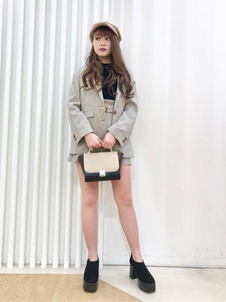 CECIL McBEEのコーディネートを紹介します。 Rakuten Fashion(楽天ファッション/旧楽天ブランドアベニュー)1004761