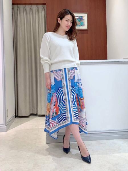 Viaggio Bluのコーディネートを紹介します。|Rakuten Fashion(楽天ファッション/旧楽天ブランドアベニュー)1005542