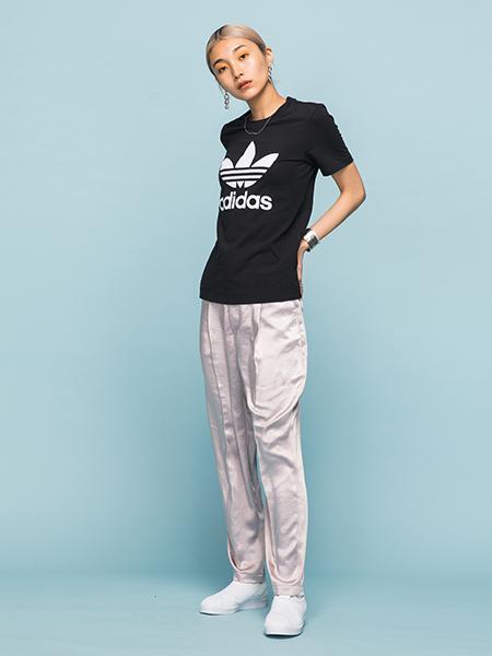 adidasのスーパースタースリッポン [SS SlipOn] アディダスオリジナルスを使ったコーディネートを紹介します。|Rakuten Fashion(楽天ファッション/旧楽天ブランドアベニュー)1005689