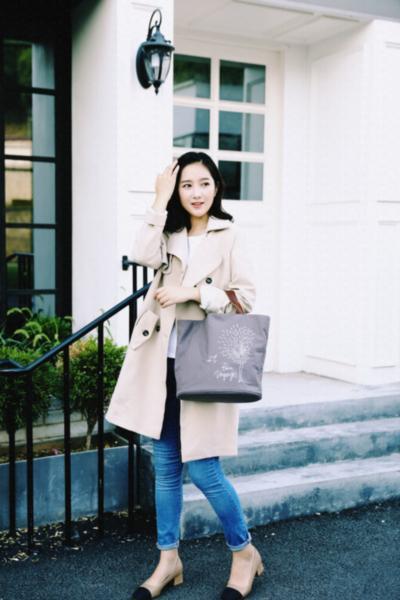 TOKOHANAのバケツ トートバッグを使ったコーディネートを紹介します。|Rakuten Fashion(楽天ファッション/旧楽天ブランドアベニュー)1005800
