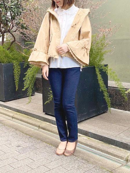 franche lippeeのコーディネートを紹介します。|Rakuten Fashion(楽天ファッション/旧楽天ブランドアベニュー)1005860
