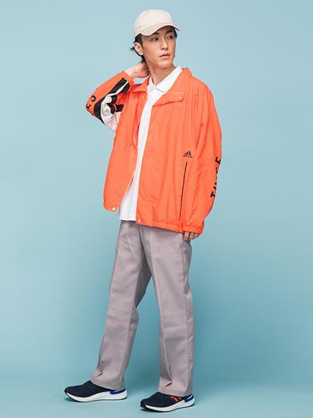 adidasの(M)M MH BSC ポロシャツを使ったコーディネートを紹介します。 Rakuten Fashion(楽天ファッション/旧楽天ブランドアベニュー)1006781