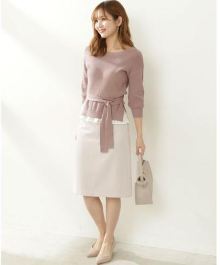 PROPORTION BODY DRESSINGのコーディネートを紹介します。|Rakuten Fashion(楽天ファッション/旧楽天ブランドアベニュー)1007063
