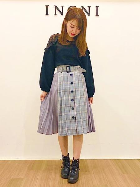 INGNIのコーディネートを紹介します。 Rakuten Fashion(楽天ファッション/旧楽天ブランドアベニュー)1007258
