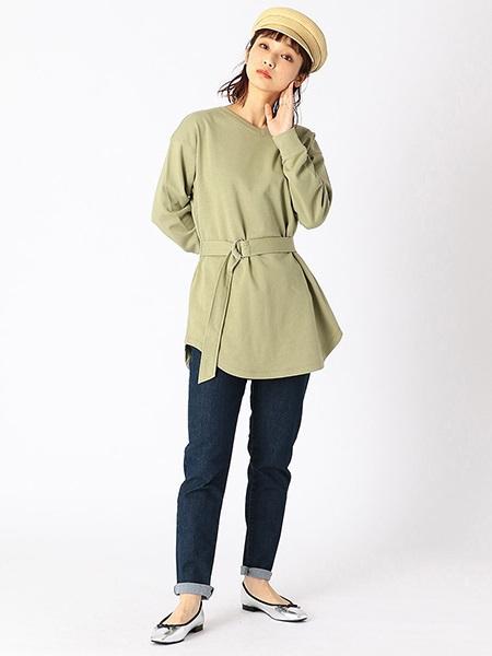 COMME CA ISMのマリンキャスケットを使ったコーディネートを紹介します。|Rakuten Fashion(楽天ファッション/旧楽天ブランドアベニュー)1007505