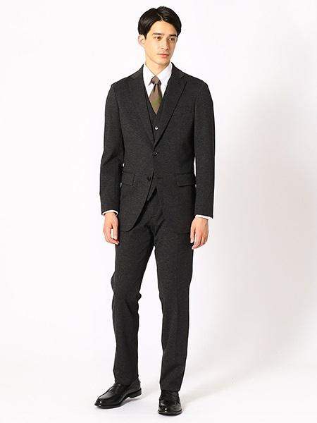 COMME CA ISMの【セットアップ対応】ウォッシャブル ジャージー スーツジャケットを使ったコーディネートを紹介します。|Rakuten Fashion(楽天ファッション/旧楽天ブランドアベニュー)1007620