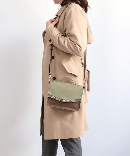 TrysilのT・S・L/2wayミニショルダーバッグを使ったコーディネートを紹介します。|Rakuten Fashion(楽天ファッション/旧楽天ブランドアベニュー)1007653