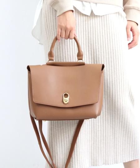 TrysilのT・S・L/2wayサッチェルバッグを使ったコーディネートを紹介します。 Rakuten Fashion(楽天ファッション/旧楽天ブランドアベニュー)1007666