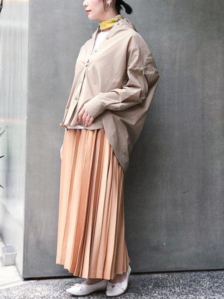 nano・universeのWEB限定/リボンフラットシューズを使ったコーディネートを紹介します。|Rakuten Fashion(楽天ファッション/旧楽天ブランドアベニュー)1008052