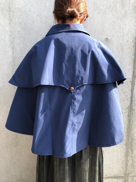 In Fieldのトレンチポンチョコートを使ったコーディネートを紹介します。|Rakuten Fashion(楽天ファッション/旧楽天ブランドアベニュー)1008190