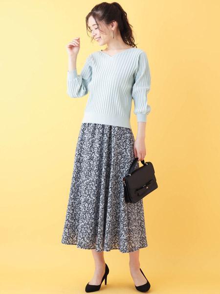 MK MICHEL KLEINのコーディネートを紹介します。 Rakuten Fashion(楽天ファッション/旧楽天ブランドアベニュー)1008802