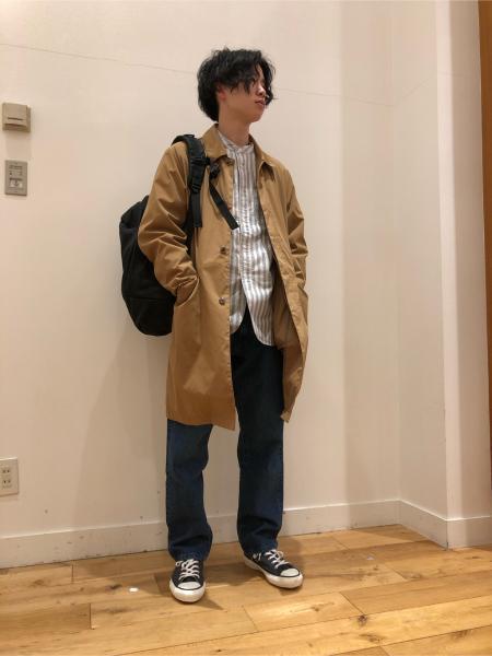 URBAN RESEARCH DOORSのURDBACKPACKを使ったコーディネートを紹介します。|Rakuten Fashion(楽天ファッション/旧楽天ブランドアベニュー)1009521