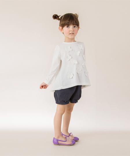 NARUMIYA ONLINEのバックリボンショートPTを使ったコーディネートを紹介します。|Rakuten Fashion(楽天ファッション/旧楽天ブランドアベニュー)1009644